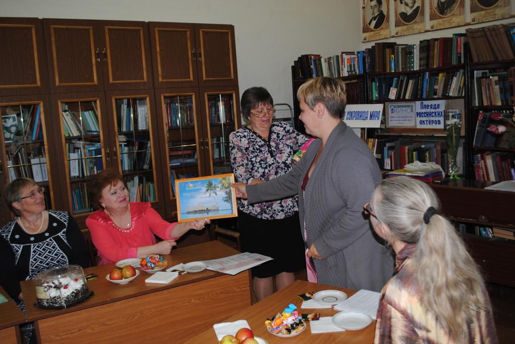 Русские библиотекари отмечают сегодня профессиональный праздник