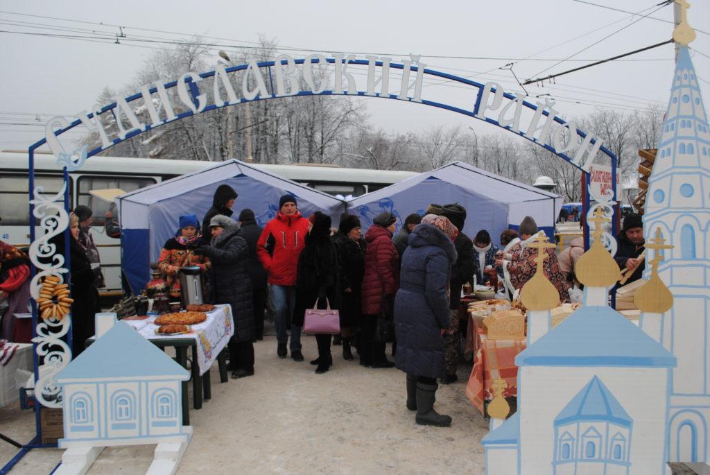 Вдень проведения Губернской ярмарки вКостроме будет ограничено движение транспорта