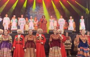 Фестиваль — марафон «Песни России»